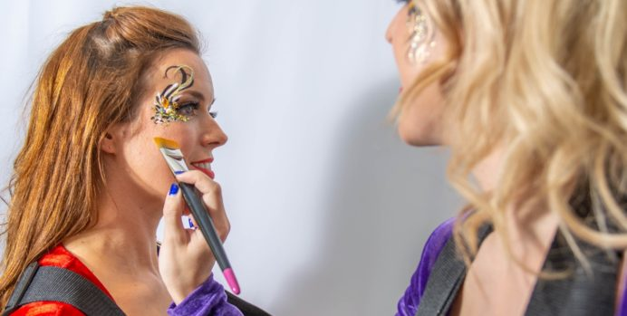 Themed Make-Up Bars